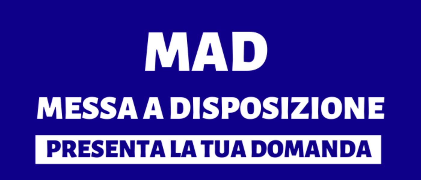 Mad  - Messa a Disposizione