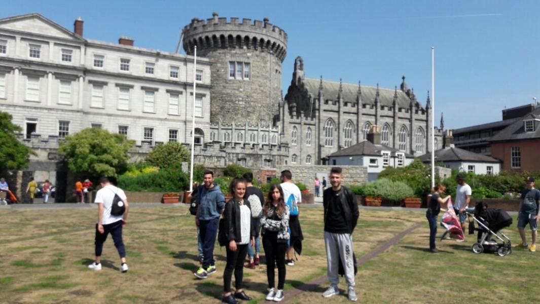 Erasmus+ Dublin 2017 - GALLERIA FOTO