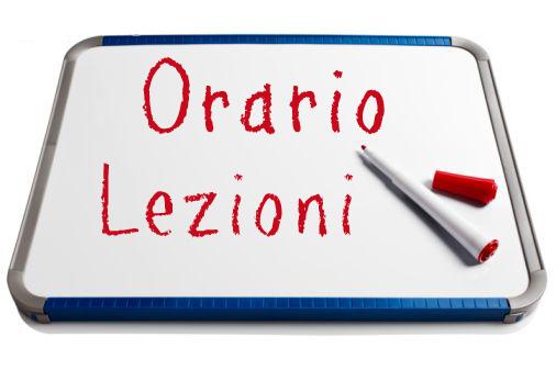 ORARIO ITE / IPIA / IPSSAR 2019-2020